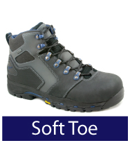 Soft Toe Work Boots